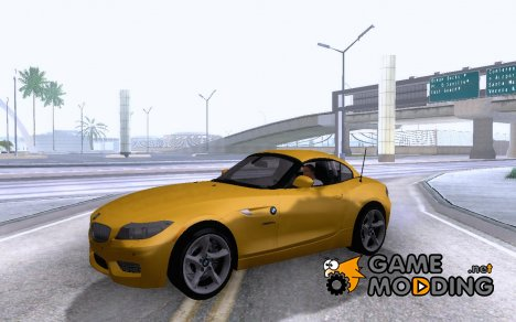 BMW Z4 sDrive 35is for GTA San Andreas