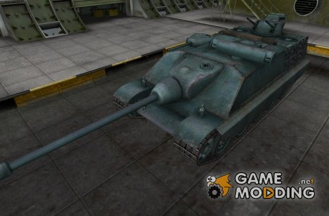 Ремоделинг для AMX AC Mle.1948 с анимацией for World of Tanks