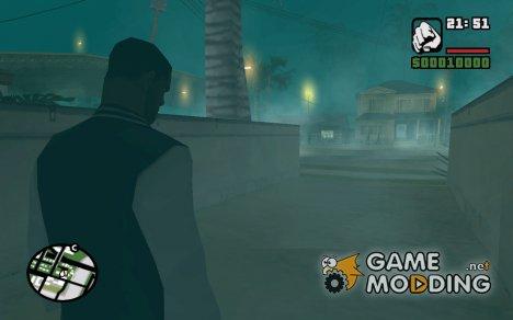 Страх для GTA San Andreas