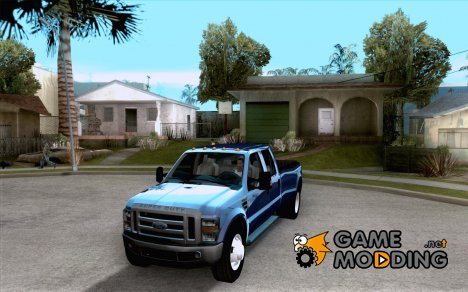 Ford  F350 Super Duty for GTA San Andreas