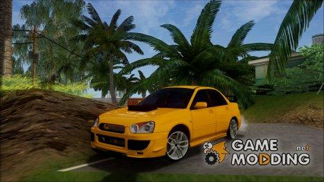 Subaru Impreza WRX STI 2005 для GTA San Andreas
