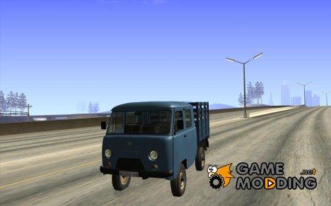 УАЗ с бортом for GTA San Andreas