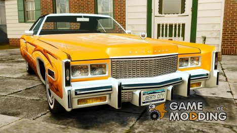 Cadillac Eldorado Biarritz 1978 for GTA 4