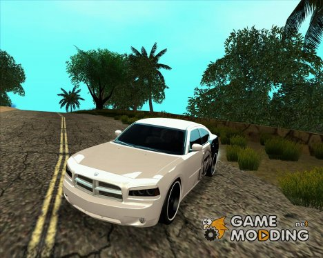 Dodge Charger SRT8 Mopar for GTA San Andreas