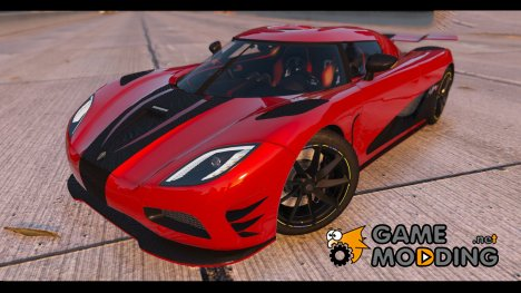 2014 Koenigsegg Agera R v1.0 for GTA 5
