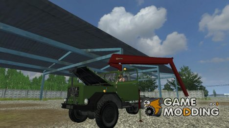 1964 Magirus 200 D 26 AS Forest для Farming Simulator 2013