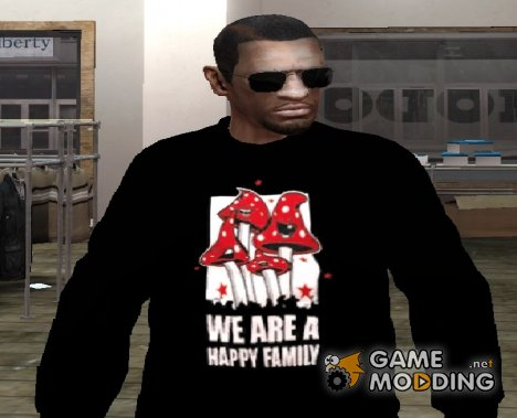 "Свитер ""Happy Family"" для GTA 4"