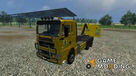 MAN HKL Cereal AG v 3.0 for Farming Simulator 2013