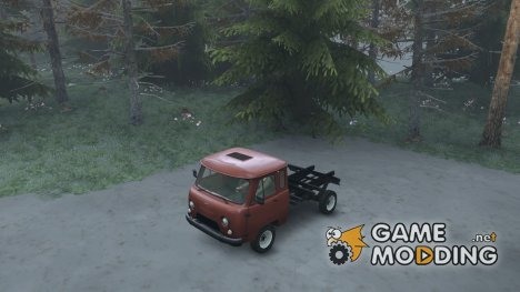 УАЗ 39095 for Spintires 2014