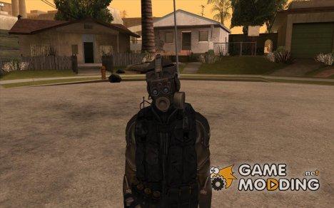 Blackwatch из Prototype for GTA San Andreas