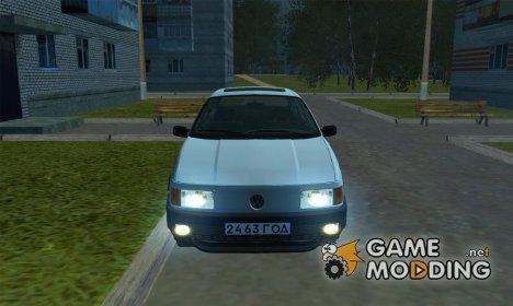 Volkswagen Passat B3 v2 (1990) для GTA San Andreas