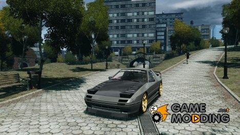 Mazda RX-7 FC3S v1.0 с винилом for GTA 4