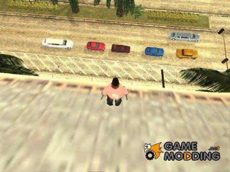 Восстановление здоровья как в GTAV for GTA San Andreas
