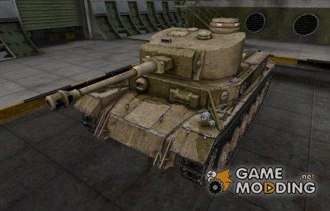 Исторический камуфляж VK 30.01 (P) для World of Tanks