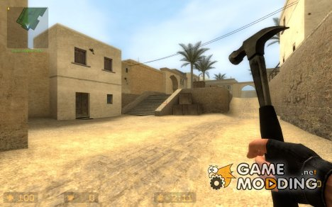 Hammer для Counter-Strike Source