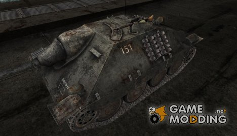 Hetzer от Arsaneus для World of Tanks