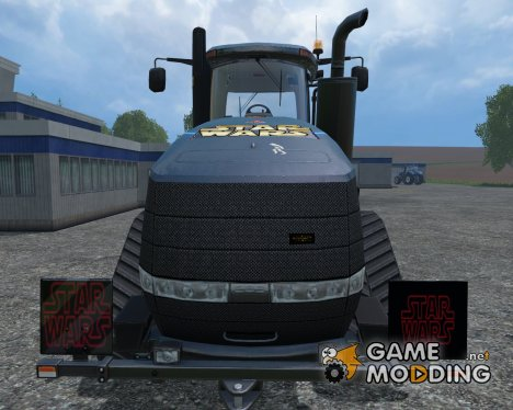 CASE IH Quadtrac 620 Star Wars v 1.0 для Farming Simulator 2015