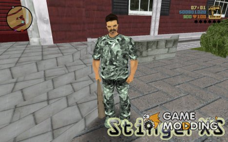 Billy Speed для GTA 3