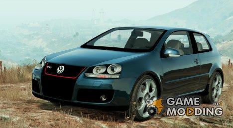 2006 Volkswagen Golf GTI V v1.0 для GTA 5