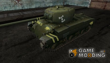 Шкурка для T20 for World of Tanks