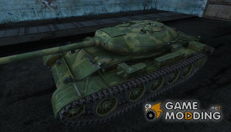 T-54 Eskimos for World of Tanks