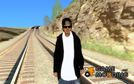 Ryder em HD for GTA San Andreas