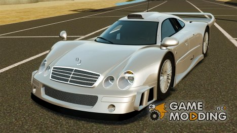 Mercedes-Benz CLK GTR AMG for GTA 4
