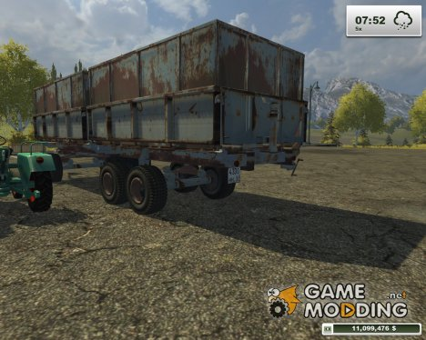 ПТС 12 v2.0 для Farming Simulator 2013