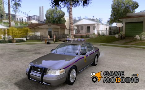 Ford Crown Victoria Mississippi Police для GTA San Andreas
