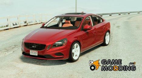 Volvo S60 BETA для GTA 5
