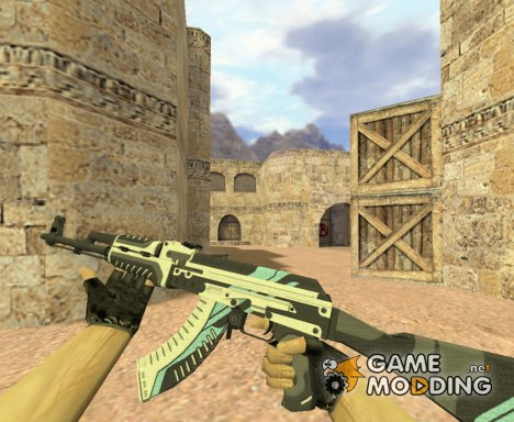 AK-47 Vulcan for Counter-Strike 1.6