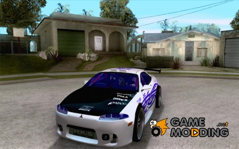 Mitsubishi Eclipse street tuning for GTA San Andreas