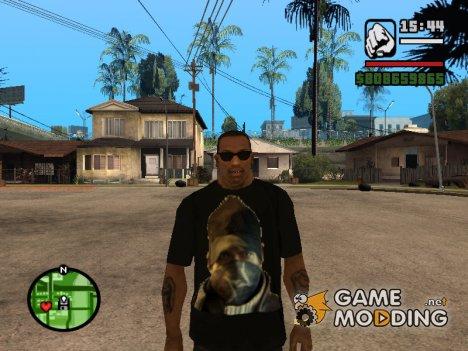 """Футболка """"Wath Dogs"""" for GTA San Andreas"""