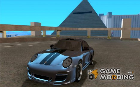 Porsche 911 Sport Classic for GTA San Andreas