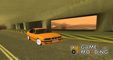 BMW E34 ЕК for GTA San Andreas