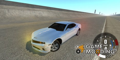 Chevrolet Camaro 2010 for BeamNG.Drive