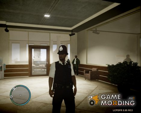Полицейская униформа Великобритании for GTA 4