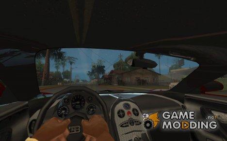 Новое реалистичное управление for GTA San Andreas
