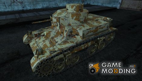 M2 lt от sargent67 2 для World of Tanks