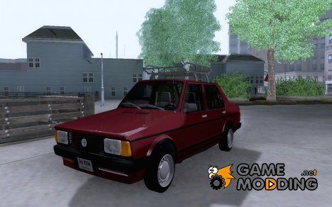 Volkswagen Jetta MK1 for GTA San Andreas
