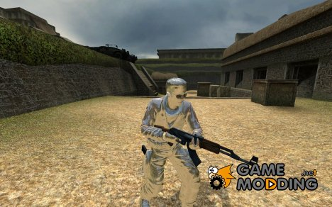 Leet skin fixed dl for Counter-Strike Source