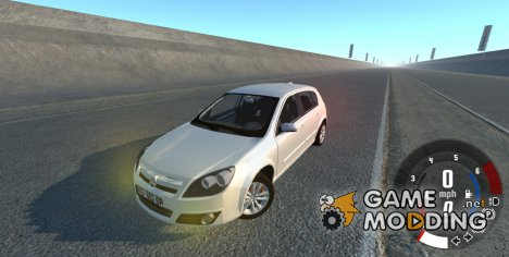 Opel Astra H for BeamNG.Drive
