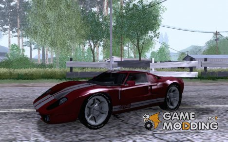 Ford GT40 Concept for GTA San Andreas