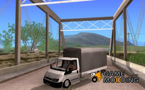 Ford Transit pickup для GTA San Andreas
