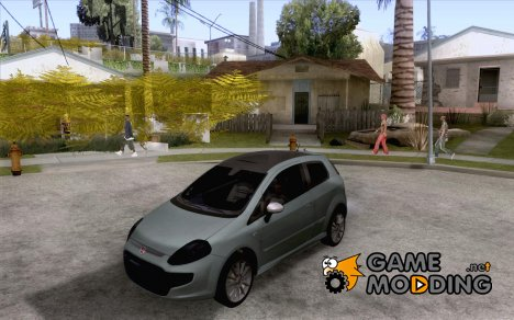Fiat Punto EVO SPORT 2010 for GTA San Andreas