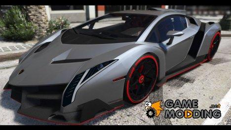 2013 Lamborghini Veneno HQ EDITION для GTA 5