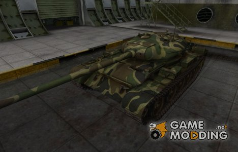 Скин для танка СССР Т-54 для World of Tanks