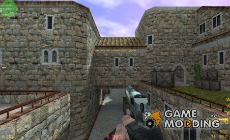 Stoke Deagle On IIopn's Anim for Counter-Strike 1.6