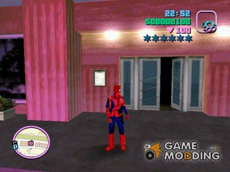 Человек-Паук для GTA Vice City