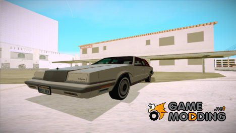 Chrysler New Yorker 1988 v2 для GTA San Andreas